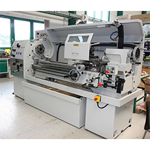 Turning Machines-Universal Lathes-Unitech Maschinen