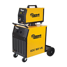 Welding Machines-MIG_MAG (Co2)-Ozen Weld