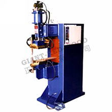 Welding Machines-Spot/Resistance-Giant Red-Wood