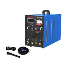 Welding Machines-TIG-Lightning Source Machine