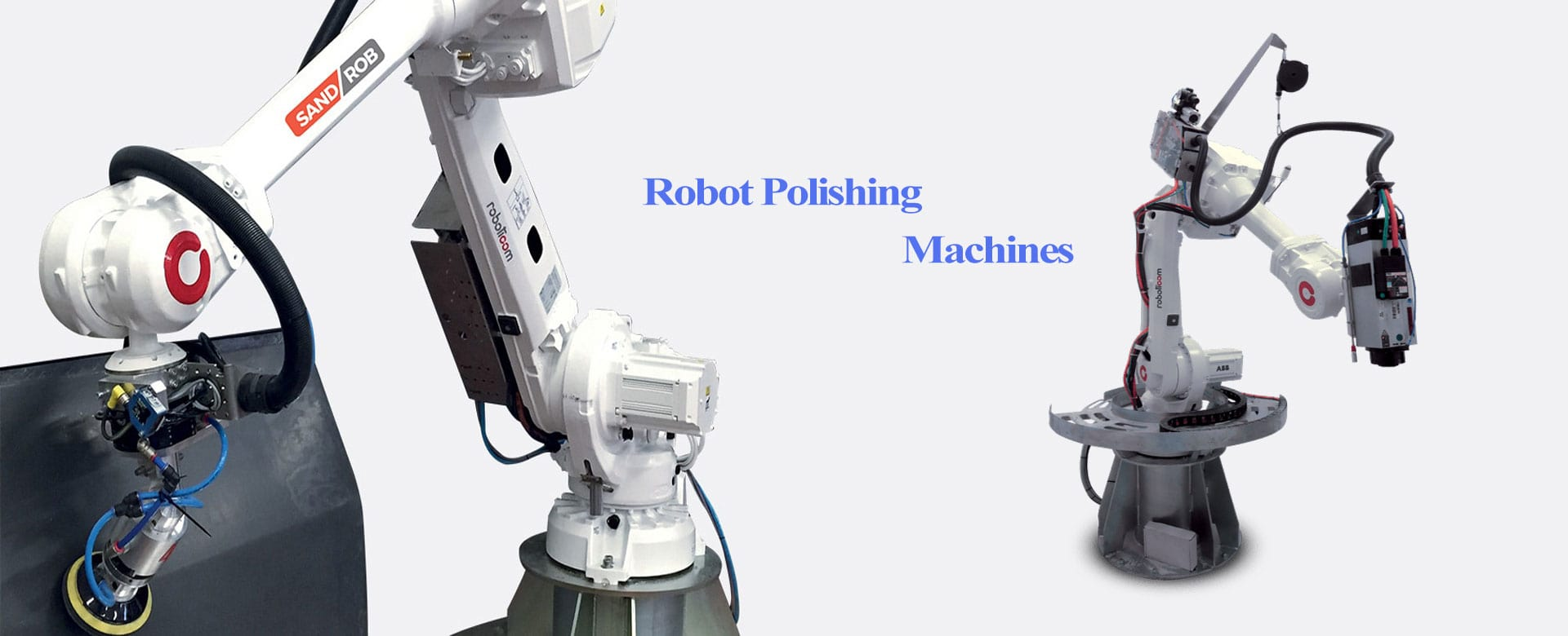Robot Polishing