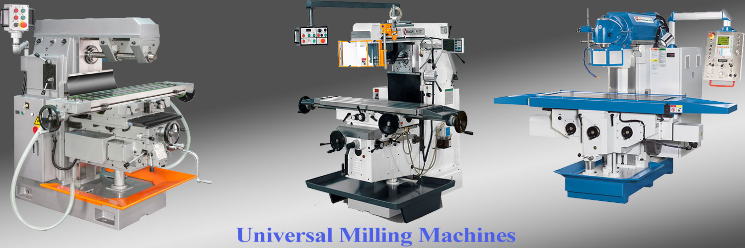 Universal Milling